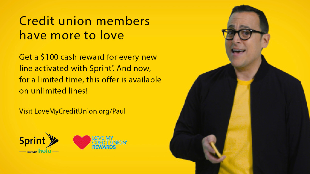 Credit union members have more to love